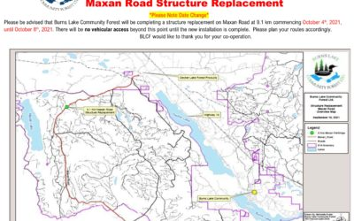 Maxan Road Structure Replacement